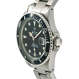 Tudor Submariner 75090 Steel 36mm Watch