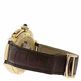 Cartier Pasha W3020151 Gold 42.0mm Watch