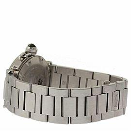 Cartier Pasha W31077M7 Steel 40.0mm Watch