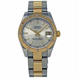 Rolex Datejust 178313 Steel 31.0mm Womens Watch