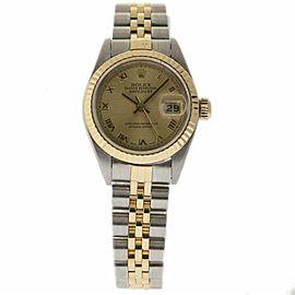 Rolex Datejust 79173 Steel 26.0mm Womens Watch
