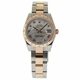 Rolex Datejust 178341 Steel 31.0mm Womens Watch