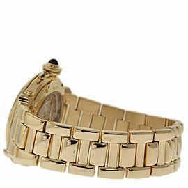 Cartier Pasha 2392 Gold 38.0mm Watch
