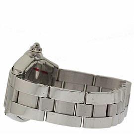 Cartier Roadster W62004V3 Steel 44.0mm Watch