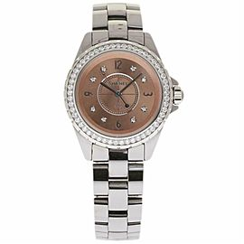 Chanel J12 H2563 Titanium 33.0mm Womens Watch