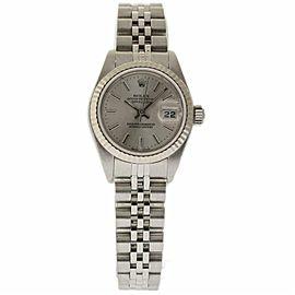 Rolex Datejust 79174 Steel 26.0mm Womens Watch