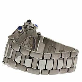 Cartier Pasha W31030H3 Steel 38.0mm Watch