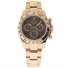 Rolex Daytona 116505 Gold 40.0mm Watch