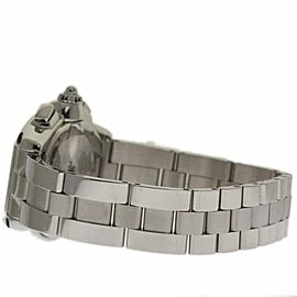 Cartier Roadster W62019X6 Steel 49.0mm Watch