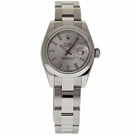 Rolex Datejust 179160 Steel 26.0mm Womens Watch