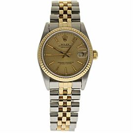 Rolex Datejust 68273 Steel 31.0mm Womens Watch