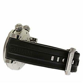 Graham Swordfish 2SWASGMT Steel 46.0mm Watch