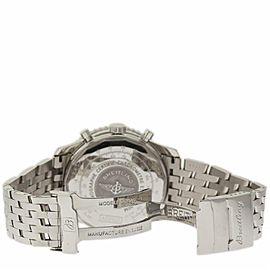 Breitling Cosmonaute A22322 Steel 42.0mm Watch