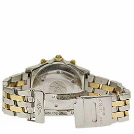 Breitling Duograph B15507 Steel 38.0mm Watch