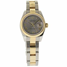 Rolex Datejust 179163 Steel 26.0mm Womens Watch