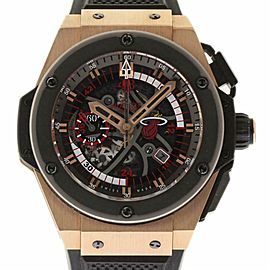 Hublot King Power 748.OM.1 Gold 48.0mm Watch