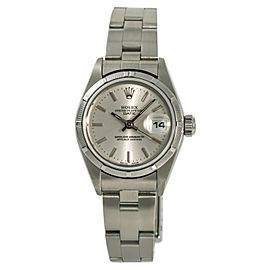 Rolex Datejust 69190 Steel 26mm Womens Watch