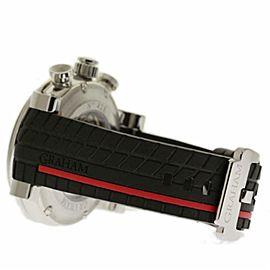 Graham Silverstone 2BLES.B3 Steel 43.0mm Watch