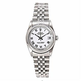 Rolex Datejust 68240 Steel 31.0mm Womens Watch