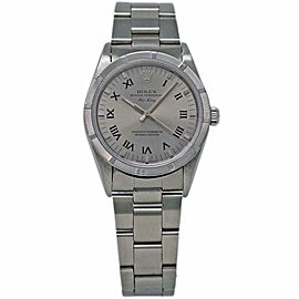 Rolex Air-king 14010 Steel 34.0mm Womens Watch
