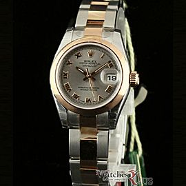 Rolex Datejust 179161 Steel 26.0mm Women Watch