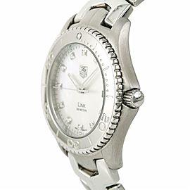 Tag Heuer Link WJ1114-0 Steel 39.0mm Watch
