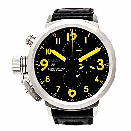 U-Boat Flightdeck 7750/50 Steel 50.0mm Watch