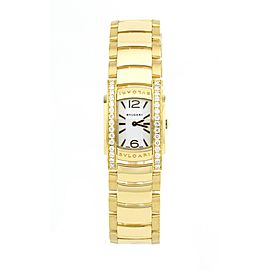 Bulgari Assioma AA31G Yellow Gold 32mm Womens Watch