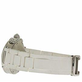 Cartier Pasha W3140005 Steel 37.0mm Watch