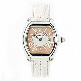 Cartier Roadster 2675 Steel 30.0mm Womens Watch