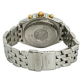 Breitling Crosswind B13355 Steel 43mm Watch