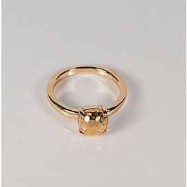 Tiffany & Co Paloma's Sugar Stacks Hammered Ring 18K Rose Gold Ring- RETIRED