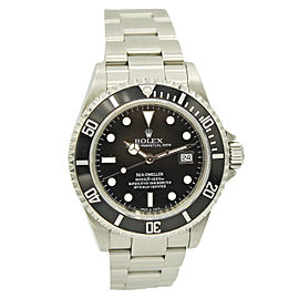 Rolex Sea-Dweller w/ Black Dial 16600