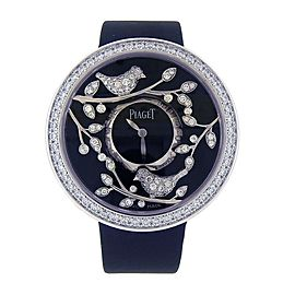 Piaget Limelight Garden Party 18k White Gold Swiss Quartz Ladies Watch G0A36169