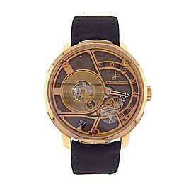 Hautlence HLC-06 18k Rose Gold Manual Wind Men's Watch HLQ-06-01/88