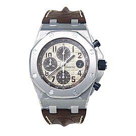 Audemars Piguet Royal Oak Offshore S.S Automatic Mens Watch 26470ST.OO.A801CR.01