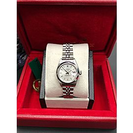 Rolex Ladies Date 79160 Stainless Steel Watch Box & Stickers