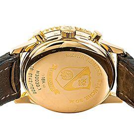 Breitling Navitimer H30030 Gold 38.0mm Watch