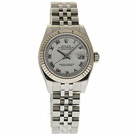 Rolex Datejust 179174 Steel 26.0mm Womens Watch