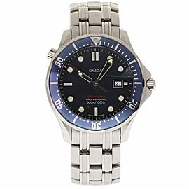 Omega Seamaster 2221.8 Steel 41.0mm Watch