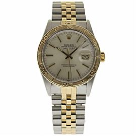 Rolex Datejust 16253 Steel 36.0mm Watch