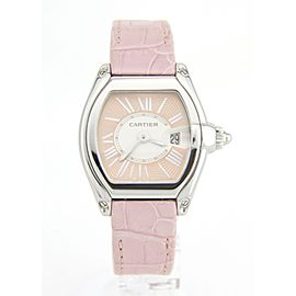 Cartier Roadster 2675 Steel 30mm Womens Watch