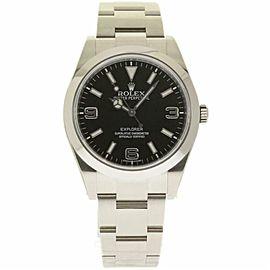 Rolex Explorer 214270 Steel 39.0mm Watch