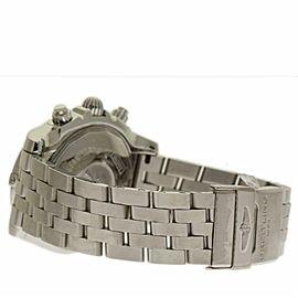 Breitling Chronomat AB0110 Steel 43.0mm Watch