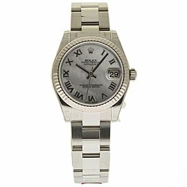 Rolex Datejust 178274 Steel 31.0mm Womens Watch