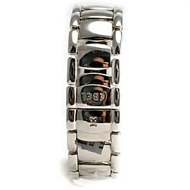 Ebel Beluga E9057A21 Steel 19mm Womens Watch
