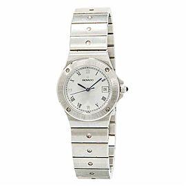 Movado Vintage 3989469 Steel 25.0mm Womens Watch