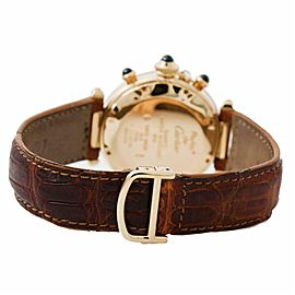 Cartier Pasha WJ130009 Gold 38.0mm Watch
