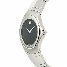 Movado Faceto 84G11895 Steel 36.0mm Watch