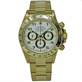 Rolex Daytona 16528 Gold 40.0mm Watch